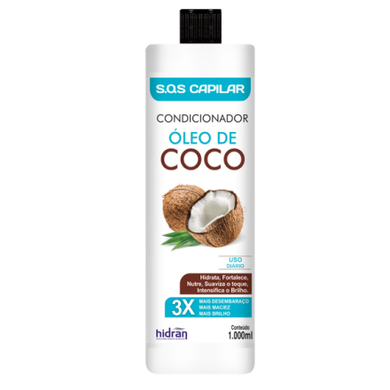 Condicionador Óleo de Coco - 1 L