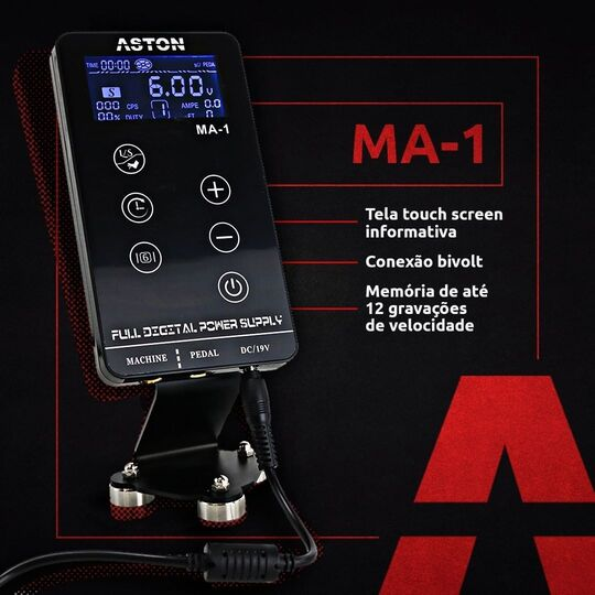 Fonte Aston MA-1 Digital Power