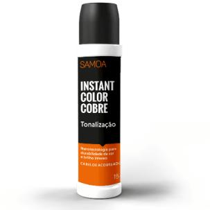 Instant Color Cobre - Cabelos Acobreados