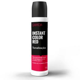 Instant Color Red - Cabelos Vermelhos