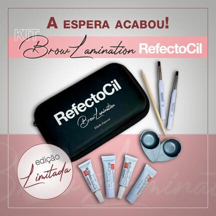 Kit Brow Lamination Refectocil