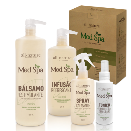 Kit Med Spa All Nature