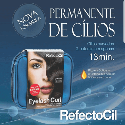 Kit Permanente de Cilios Refectocil