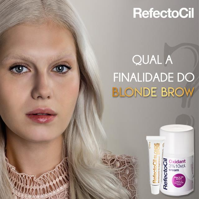 Kit Refectocil Blonde Brown