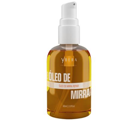 ÓLEO DE MIRRA - 60ML