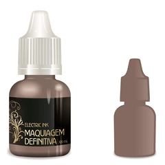 Pigmento Electric Ink Army Brown 8ml