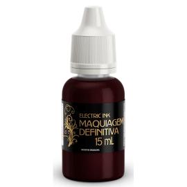 Pigmento Electric Ink Bordô 15ml