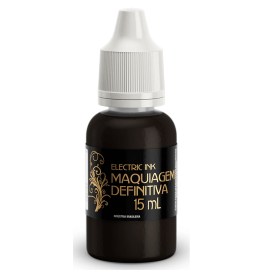 Pigmento Electric Ink Intense Brown 15ml