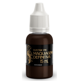 Pigmento Electric Ink Marrom Cacau 15ml
