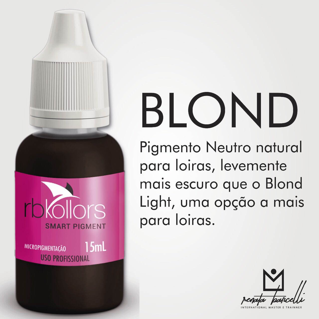 Pigmento RB Kollors Blond