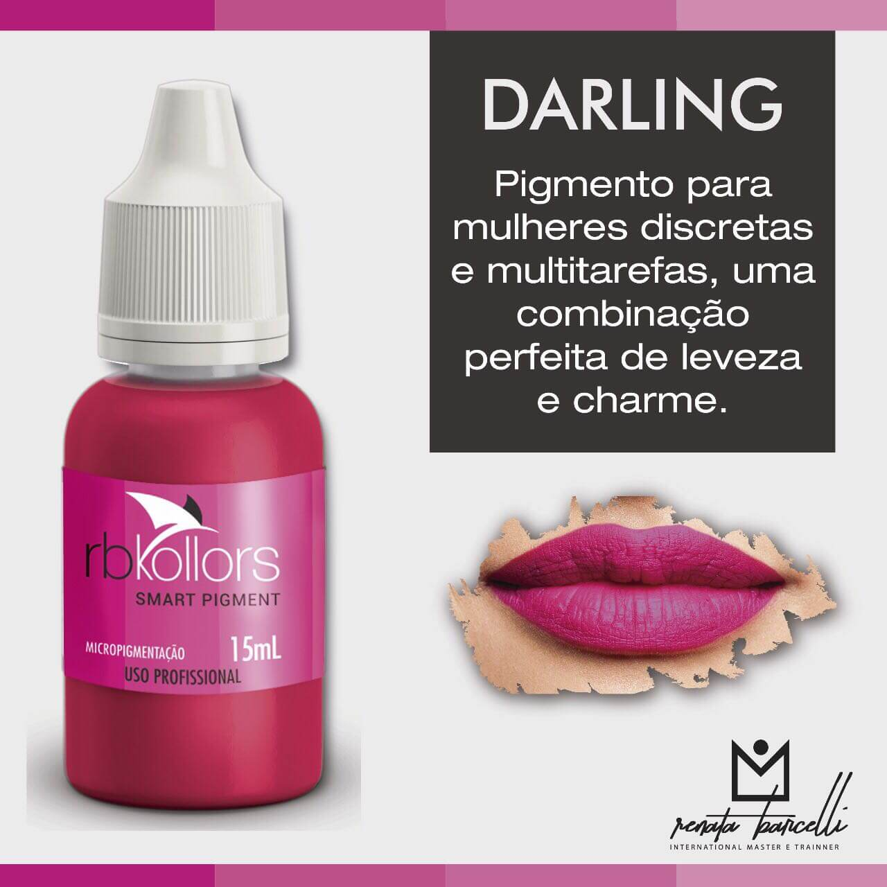 Pigmento RB Kollors Darling