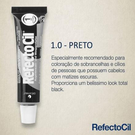 Refectocil Preto 1