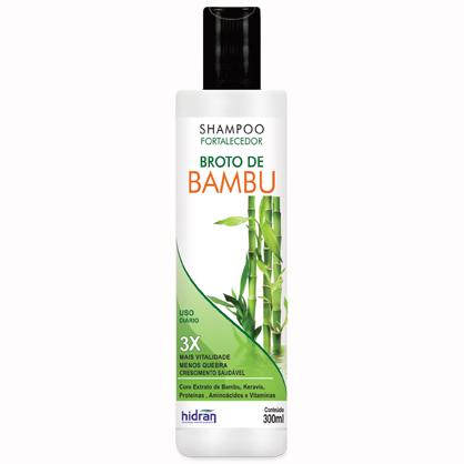 S.O.S Broto de Bambu - Shampoo
