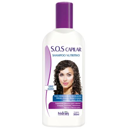 S.O.S Capilar - Shampoo Nutritivo