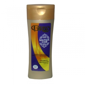 Shampoo Matizador 350ml Garbu's Hair