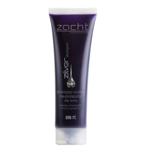 Zilver Shampoo Violeta Neutralizador